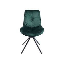 KARE Stuhl Stuhl Mila Grün