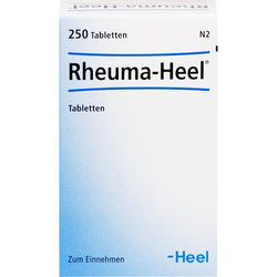 RHEUMA HEEL Tabletten 250 St.
