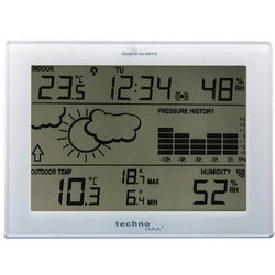 Wetterstation MA 10410 mit Datenübertragung auf Ihr Smartphone