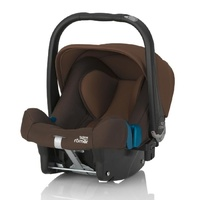 Britax Römer BABY-SAFE PLUS II Wood brown