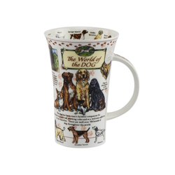 Dunoon Becher, Dunoon Becher Teetasse Kaffeetasse Glencoe World of the Dog
