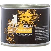 Catz Finefood Purrrr No. 107 Känguru 6 x 200 g