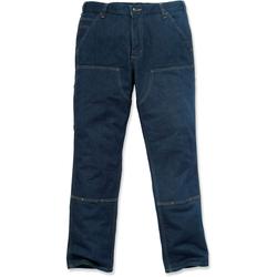 Carhartt Double Front, Jeans - Blau - W36/L34