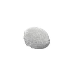 W.SCHILLIG Sofakissen grace, rund, ø 50 cm grau W.Schillig