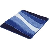 Badteppich Ocean blau 55 x 65 cm