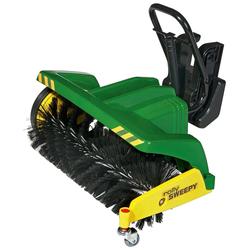 Rolly Toys Kinderfahrzeug-Kehrmaschine Sweepy, für Tretfahrzeuge orange Kinder Zubehör Kinderfahrzeuge