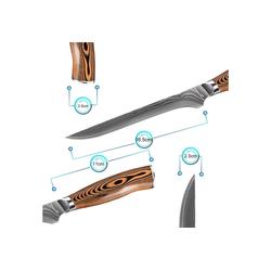 Muxel Ausbeinmesser Ein Ausbeinmesser in seiner schönsten Form. Das