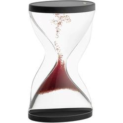 TFA Dostmann 18.6004.05 Sanduhr Acrylglas klar, Rot, Schwarz mechanisch