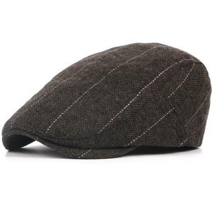 Herren Barett Schiebermütze Efeu Cabbie Golf Cap Kappe Baskenmütze Hüte Mützen