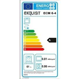 GGV-Exquisit ECM 6-4 weiß
