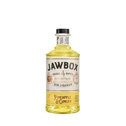 Jawbox Pineapple & Ginger Gin Liqueur 0,7L (20% Vol.)