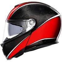 R Aero Carbon Red