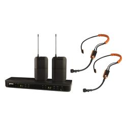 Shure - BLX188E/SM31, S8 Dual Fitness Head Set System