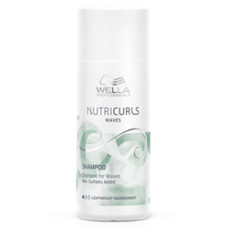 Wella Nutricurls Shampoo Curls 250 ml