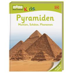 memo Kids. Pyramiden als Buch von