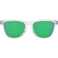 OAKLEY Frogskins XS Youth Fit OOJ9006-18 polished clear / prizm jade