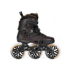 Urban Skates Next Brown 125 Inline-Skate