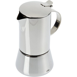 Cilio Espressokocher Cilio, Espressokocher Aida, 4-tassig