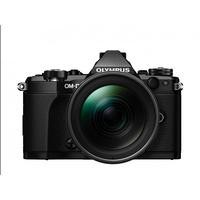 Olympus OM-D E-M5 Mark II schwarz + 12-40mm