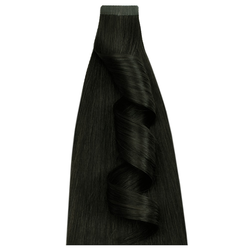 Desinas Tape In Extensions schwarz