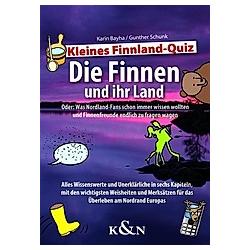 Kleines Finnland-Quiz. Die Finnen und ihr Land
