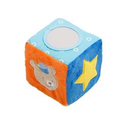 Spielwürfel mit Rassel Rotho-Babydesign
