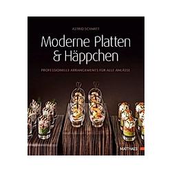 Moderne Platten & Häppchen