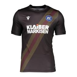 Macron Fußballtrikot Karlsruher SC Trikot 3rd 2020/2021 M