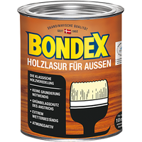Bondex Holzlasur für Aussen 4,8 l Oregon Pine / Honig