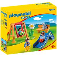 Playmobil 1.2.3 Kinderspielplatz 70130