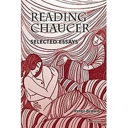 Reading Chaucer. Peter Brown  - Buch