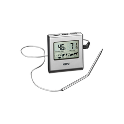 GEFU Kochbesteck-Set Digitales Backofenthermometer Tempere