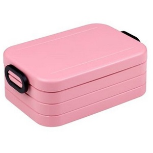 Mepal Lunchbox Lunchbox Lunchbox Take a Break midi, Kunststoff, (1-tlg) rosa