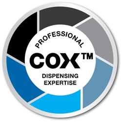 PC Cox Ersatzteil 7A 1506 Plastic Outer Collar & Spool Valve
