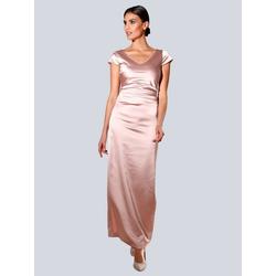Alba Moda Abendkleid in eleganter Maxilänge 38