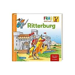 Ritterburg / Frag doch mal ... die Maus! Erstes Sachwissen Bd.12 - Buch