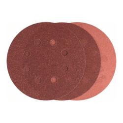 Bosch Schleifblatt-Set für Exzenterschleifer, 125 mm, 80 - 240 - Rotationsschleifer