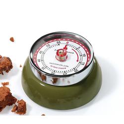 ZASSENHAUS Küchentimer Auswahl Zassenhaus Küchentimer Kurzzeitmesser Eieruhr Timer SPEED NEU 2020 Farbe: olivgrün 71818