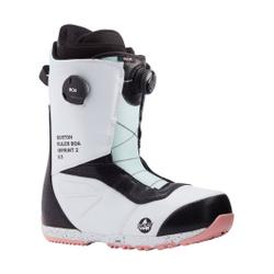 Burton - Ruler Boa White/Blac - Herren Snowboard Boots - Größe: 9 US