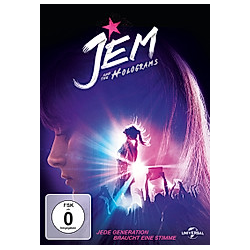 Jem and the Holograms - DVD  Filme