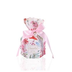 kueatily Geschenkbox Hochzeit Candy Box, 50 Stück Geschenkbox, Schokolade Geschenkbox, kleine Schmuck Geschenkbox, Hochzeit Candy Boxen für Hochzeitstag Jubiläum rosa