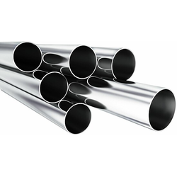 Edelstahlrohr SANHA NiroSan® (1.4404/316L) 15 x 1,0 mm - DVGW-geprüft - Stange 6 m