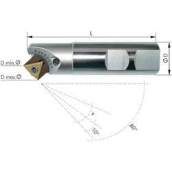 IHTec Fasenfräser 10-80 ° D 25 mm Z 1
