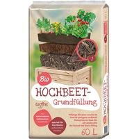Floragard Bio Hochbeet-Grundfüllung 60 l