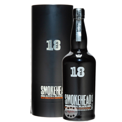 Smokehead 18 Jahre Extra Black Whisky