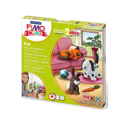 FIMO Knete FIMO kids Form & Play Pet