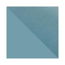 Theraline Stillkissen Bezug für Stillkissen Plüschmond, ca. 140 cm, blau