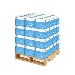 HP Kopierpapier Office DIN A4 80 g/qm 240x 500 Blatt Palette