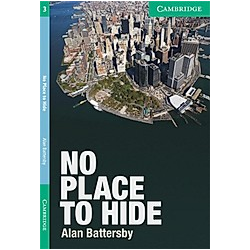 No Place to Hide. Alan Battersby  - Buch