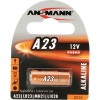 Ansmann Alkaline Batterie, A23, / LR23